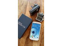 Samsung Galaxy S3 16GB white (brand new, unused)