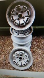 TR7 Alloy Wheels