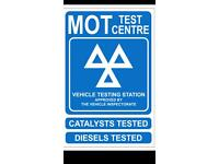 Mot tester / mechanic wanted