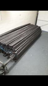 New box section steel 40mm X 40mm X 3mm thick 2.4m lengths
