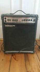 Watson XB15 bass guitar amplifier