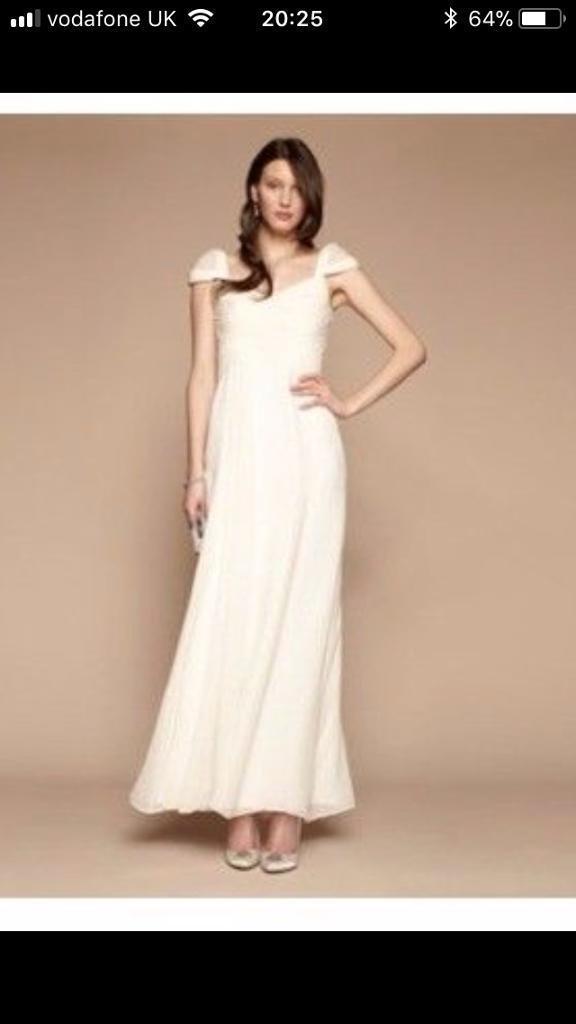 9132b4c7b2 BNWT Monsoon Bluebell Wedding Dress size 14 | in Hedge End ...