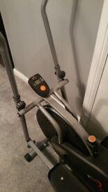 V fit. Eliptical/Crosstrainner exercise machine