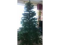 Nice full 'leafed' 6 foot Christmas Tree
