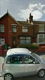 House to rent Cheetham Hill