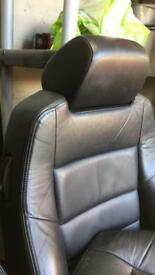 Mk4 golf leather recaros
