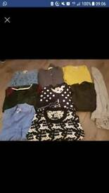 Size 8 jumpers and cardigans