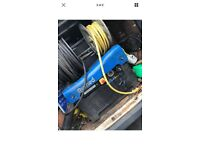 Rioned aquaJet drain Jetter 2000psi @10GPM
