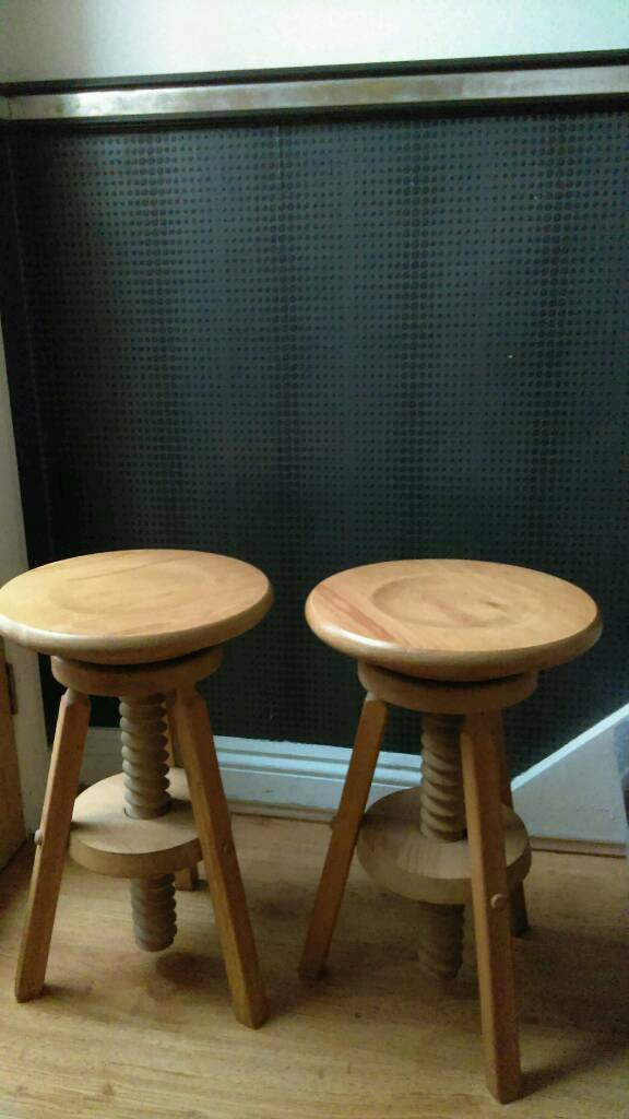 Stools, Quirky Wooden