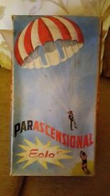 PARASCENSIONAL RETRO TOY 50/60s ITALIAN BY EOLO