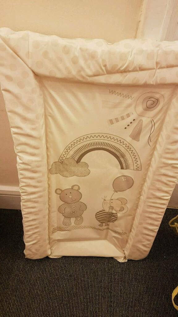 Unisex baby changing mat