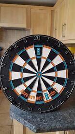Dart Board with WKD logo never used