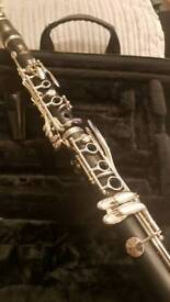 Beautiful Clarinet YCL255S