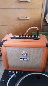 Orange 20ldx crush digital electric guitar amp