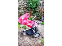 Quinny Buzz 3 Reversible Pushchair + Pram Newborn to Toddler for only £65 (original price £425)