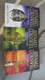 The Warlord Chronicles Trilogy - Bernard Cornwell
