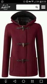 Original Montgomery Duffle coat