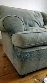 Free two seater Sofa