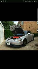 Honda Civic Ek4 Vti Preface B16 Good Spec