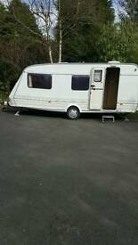 SOLD PENDING COLLECTION caravan for sale for spares, repair or conversion