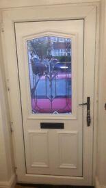 Front Door UPVC Multilocking
