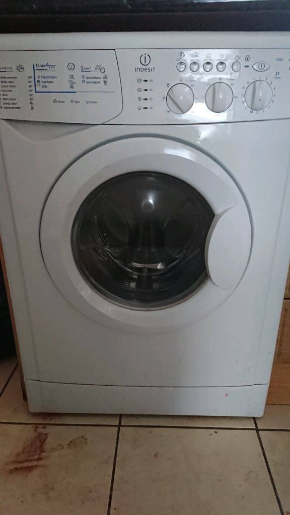 £65 on INDESIT washer/dryer