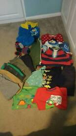 Boys clothes age 4 - 5 years
