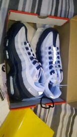 Brand new nike airmax 95's mens from jd