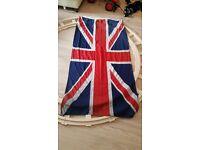 Vintage England Flag