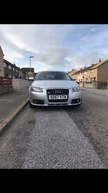 Audi A3 2.0tdi s line