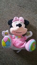 Mini Mouse Electric Teddy
