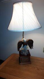 Ronald-Van-Ruyckevelt-Winged-Majesty-Eagle-Sculpture Lamp