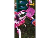 Two girls bikes free