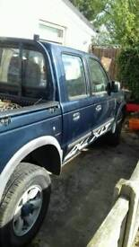 Ford ranger bracking