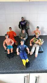 ACTION MEN DOLLS