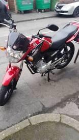 Yamaha ybr 125 for sale 2015