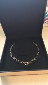 Links of London choker necklace
