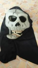 4 fancy dress masks