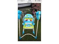 fisher price 3-1 baby swing