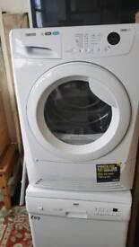 Zanussi condensor dryer