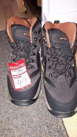 Brand new still in box hi-tec boots size12