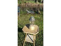 Old tilly lamp,