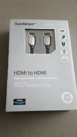 HDMI to HDMI Cables