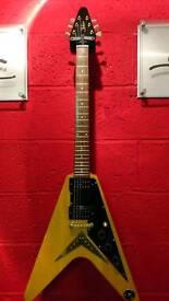 Tokai Flying V type electric guitar