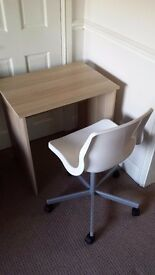 IKEA child desk and chair