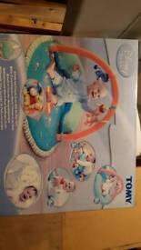 Disney baby activity playmat