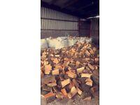 Seasoned Hardwood Firewood/logs