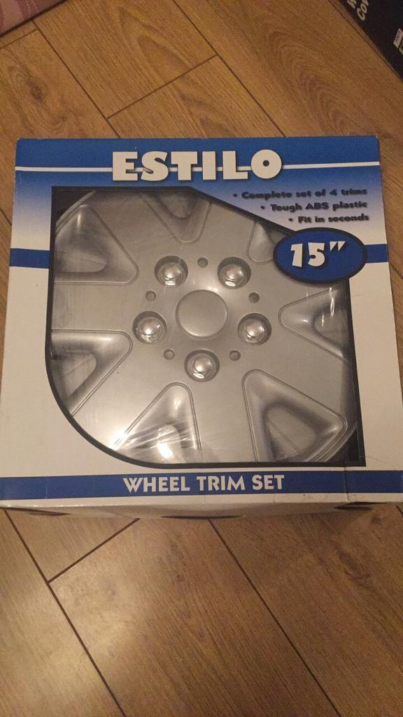 Wheels trims brand New