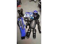 Kids/Youths Motox Motocross gear