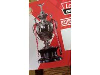 2 Rugby League Challenge Cup Final Tickets